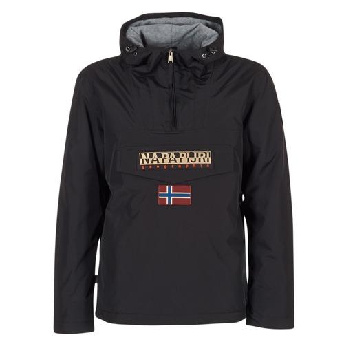 Vêtements Homme Parkas Napapijri RAINFOREST Noir