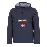 Vêtements Homme Parkas Napapijri RAINFOREST Marine