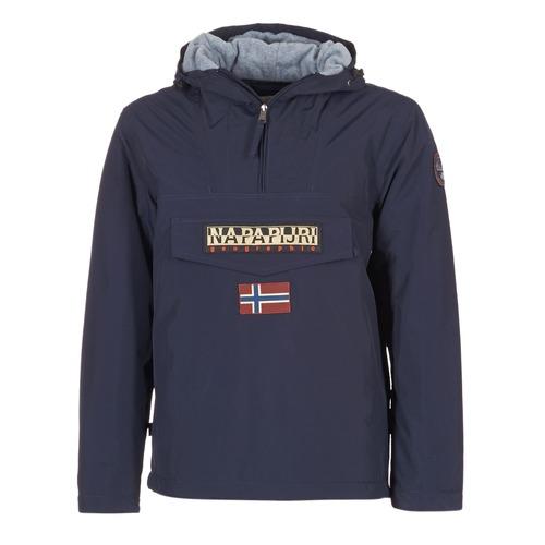 Vêtements Homme Parkas Napapijri RAINFOREST Marine