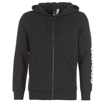 Vêtements Homme Sweats Adidas Performance PAP ESS LIN FZHOODB Noir
