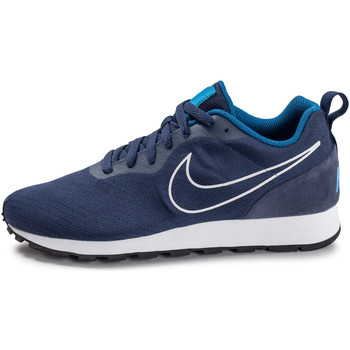 Chaussures Homme Baskets basses Nike Md Runner 2 Breathe Bleu