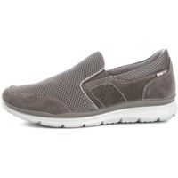 Chaussures Homme Slips on Enval 7908200 Mocassins Homme Dark Grey Dark Grey