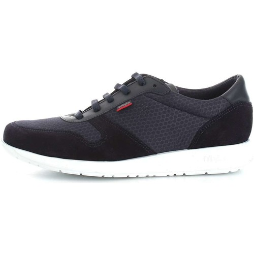 CallagHan Chaussures 88464 Basket Homme Blue CallagHan soldes f0Fd9caY