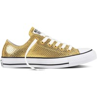 Chaussures Homme Baskets basses Converse 555967C Sneakers Femmes Or Or