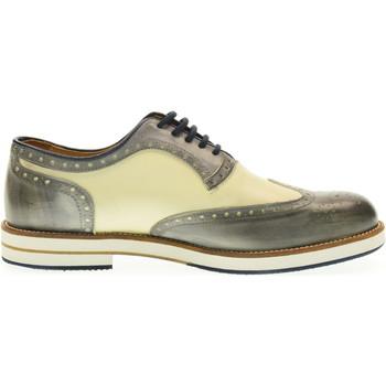 Chaussures Homme Richelieu Exton  Grigio / Bianco