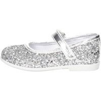Chaussures Fille Ballerines / babies Melania ME1002B7E.B Ballerines Fille Argent Argent