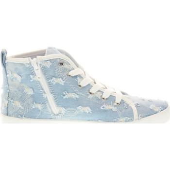 Chaussures Garçon Baskets montantes Lelli Kelly  Blu jeans