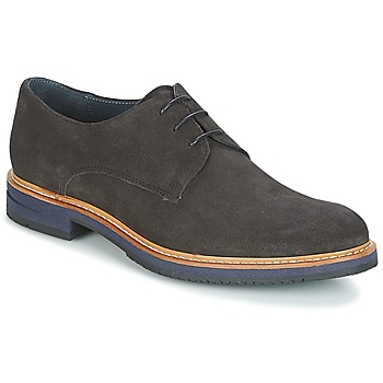 Chaussures Homme Derbies Carlington HARMONE Gris
