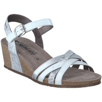 Chaussures Femme Sandales et Nu-pieds Mephisto Sandales MADO Blanc