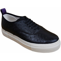 Chaussures Homme Chaussures de Skate Eytys Mother Struzzo Black Black