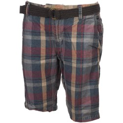 Vêtements Homme Shorts / Bermudas Petrol Industries Sho 543 blue grey short Gris Anthracite foncé