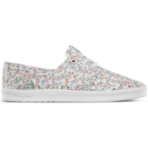 Etnies CORBY WOS FLORAL  - Chaussures Baskets basses Femme