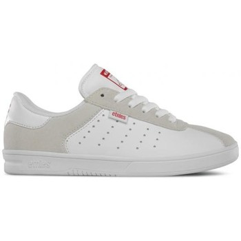Chaussures Femme Baskets basses Etnies Chaussures  The Scam Wos - White blanc