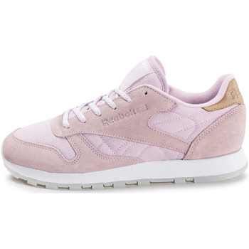 Chaussures Femme Baskets basses Reebok Sport Classic Leather Sea Worn Rose