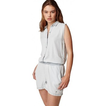 Vêtements Femme Combinaisons / Salopettes O'neill Combinaison  Lw Tencel Playsuit - Ashley Blue Bleu