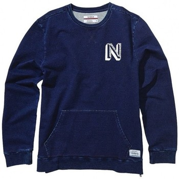 Vêtements Homme Sweats Nixon Sweat  Baja Malibu Crew - Navy Denim Heather Bleu