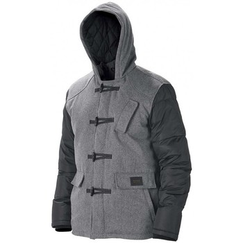 Vêtements Homme Blousons Nixon Veste  Summit - Charcoal / Black Gris