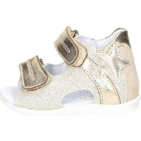 Chaussures Fille Sandales et Nu-pieds Ciao Bimbi 2271.27 Sandale Fille Or Or
