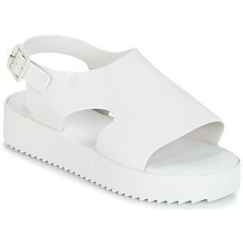 Chaussures Femme Sandales et Nu-pieds Melissa HOTNESS Blanc