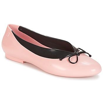 Chaussures Femme Ballerines / babies Melissa JUST DANCE Rose / Noir