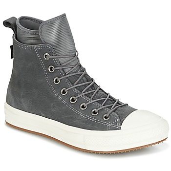 Chaussures Homme Baskets montantes Converse CHUCK TAYLOR WP BOOT NUBUCK HI harmaa
