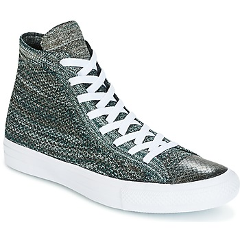 Chaussures Homme Baskets montantes Converse CHUCK TAYLOR ALL STAR NIKE FLYKNIT Vert / Blanc