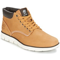 Chaussures Homme Baskets montantes Timberland BRADSTREET CHUKKA LEATHER Marron