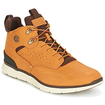 Chaussures Homme Baskets montantes Timberland KILLINGTON HIKER CHUKKA Wheat Nubuck