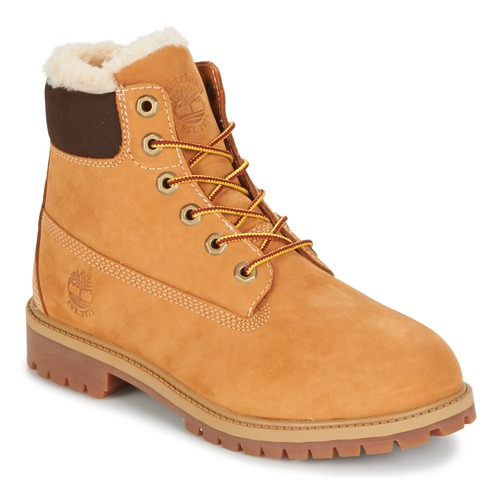 timberland kids lined chaussures