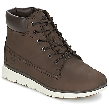 Chaussures Enfant Boots Timberland KILLINGTON 6 IN Marron