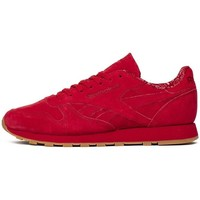 Chaussures Homme Baskets basses Reebok Sport Classic Leather Paisley Pack Rouge