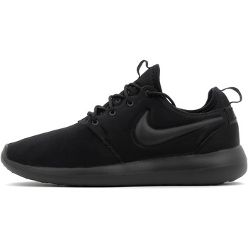 Chaussures Homme Baskets basses Nike Roshe Two Black / Black
