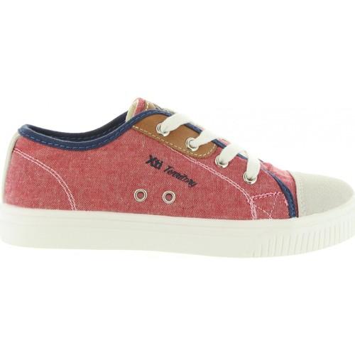 Chaussures Enfant Baskets basses Xti 54851 Rojo