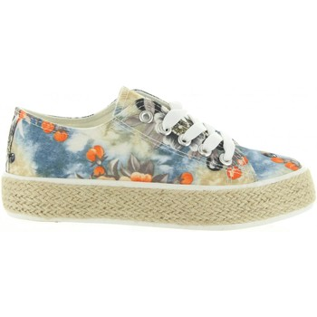 Chaussures Fille Baskets basses Xti 54789 Blanco