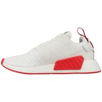 Chaussures Homme Baskets basses adidas Originals NMD R2 Primeknit - Ref. BA7253 Blanc