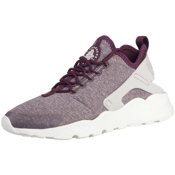 Chaussures Femme Baskets basses Nike W Air Huaraceh Run Ultra SE Blanc-Bordeaux