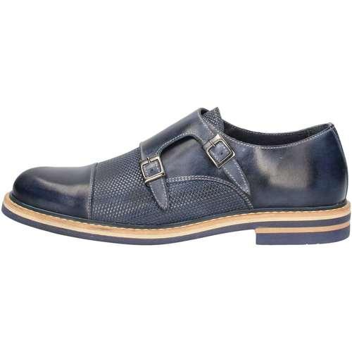 Chaussures Homme Derbies Nicolabenson 1228B Lace up shoes Homme Bleu Bleu