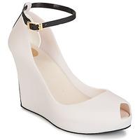 Chaussures Femme Sandales et Nu-pieds Melissa PATCHULI IX AD Beige / Noir