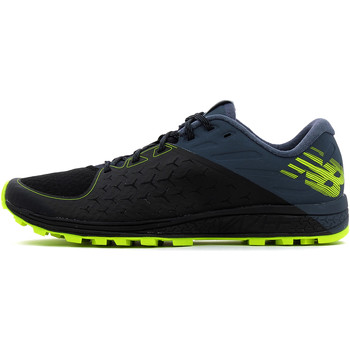 Chaussures Homme Running / trail New Balance Vazee Summit Trail V2 Black / Lime