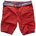 Superdry Short  International Chino Bright Red