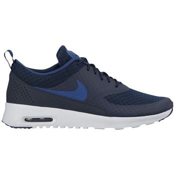 Chaussures Garçon Baskets basses Nike AIR MAX THEA Bleu