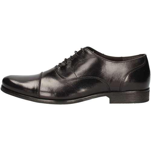 Chaussures Homme Derbies Nicolabenson 7113A Lace up shoes Homme Noir Noir