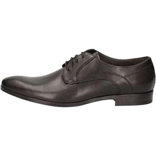 Chaussures Homme Derbies Nicolabenson 1604B Noir