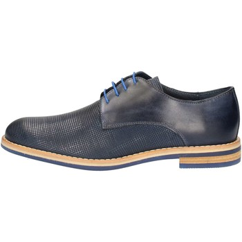 Chaussures Homme Derbies Nicolabenson 7065A Lace up shoes Homme Bleu Bleu