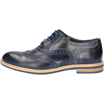 Chaussures Homme Derbies Nicolabenson 9511A Lace up shoes Homme Bleu Bleu