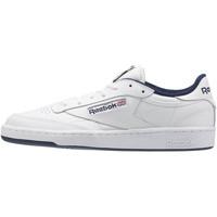 Chaussures Homme Baskets basses Reebok Sport Club C 85 TG - Ref. AR0457 Blanc