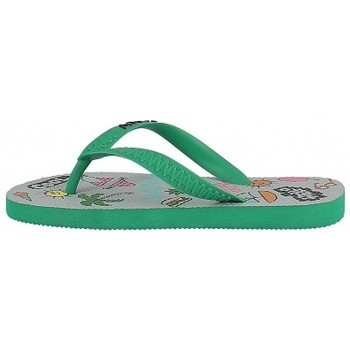 Chaussures Enfant Tongs Summer Brazilian Tongs / Sandales  Maquarie Vert Vert