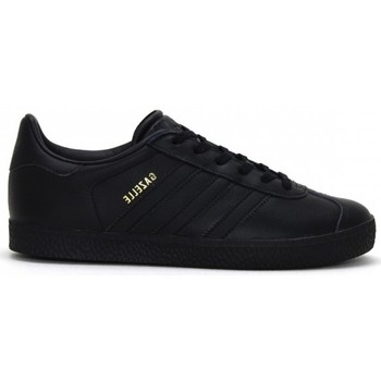 Chaussures Enfant Baskets basses adidas Originals Gazelle Junior - Ref. BY9146 Noir