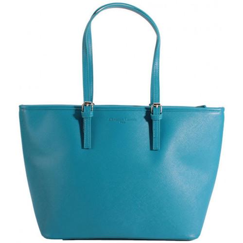 Sacs Femme Cabas / Sacs shopping Christian Lacroix Sac Cabas Plaza 11 Bleu Paradis Bleu