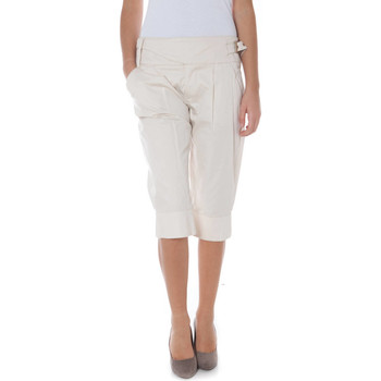 Vêtements Femme Pantacourts Phard P1709081585400 TOUSH beige 1130